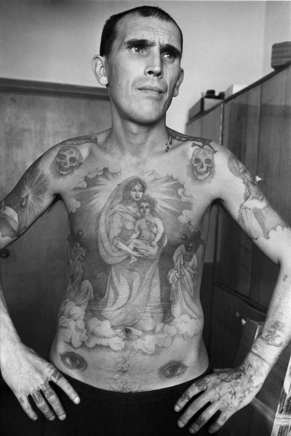 Crime Tattoo  Part 1