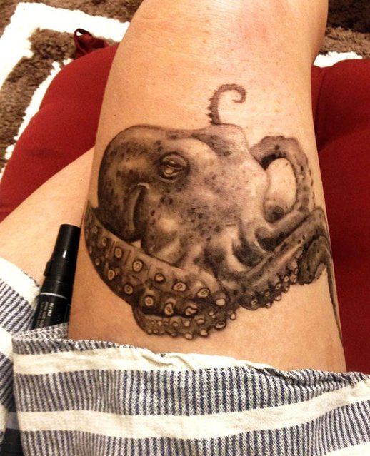 Leg Drawings By Jody Steel