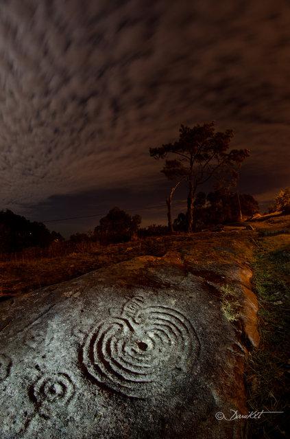 """Petroglifos Mogor"". (danicaxete)"