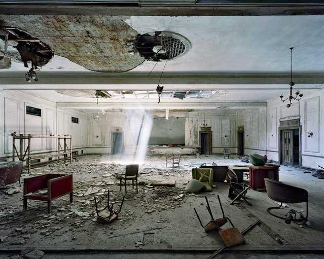 Ballroom, American Hotel. (Photo by Yves Marchand/Romain Meffre)