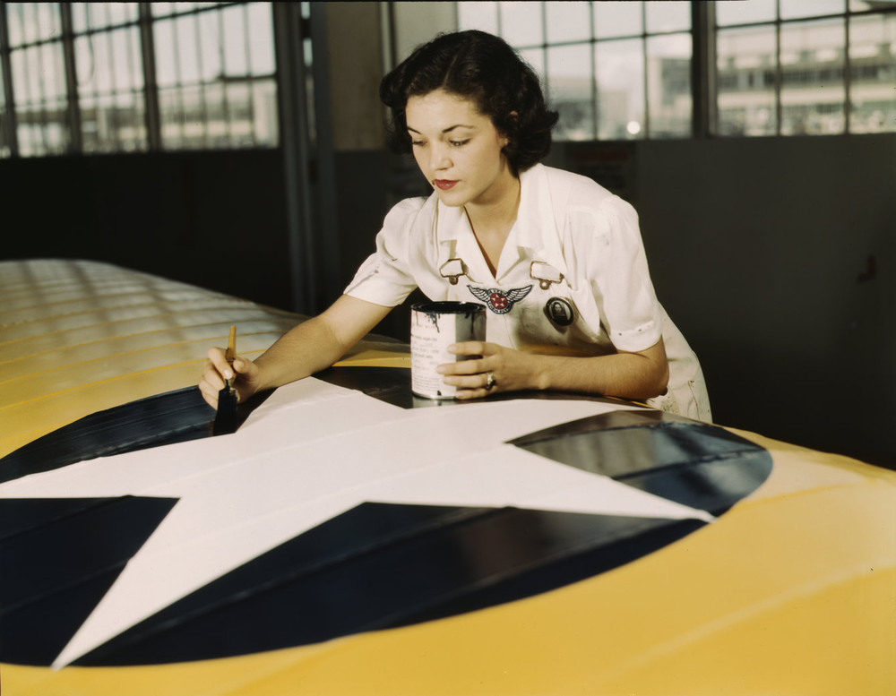 WWII: Women and the War Effort