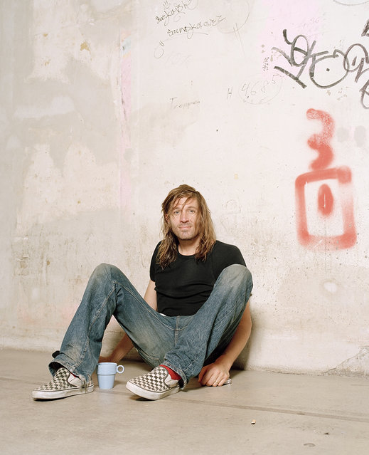 """""""The Moment After the Show"""": Evan Dando of The Lemonheads. (Photo by Matthias Willi/Olivier Joliat/The Moment After The Show)"""