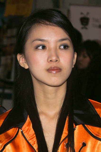 Asian Beauty: Hot Promotional Models in Taipei, Taiwan. Taipei IT Month 2006