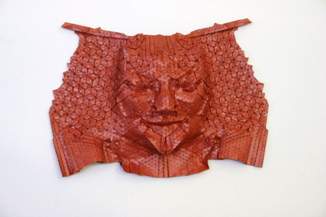 Origami Masks By Joel Cooper