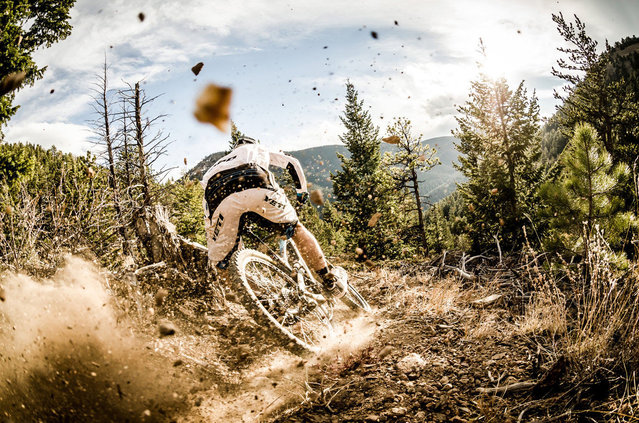 Photographer: Dave Trumpore. Athlete: Joey Schusler. Location: Boulder, Colorado. (Photo by Dave Trumpore/Red Bull Illume via The Atlantic)
