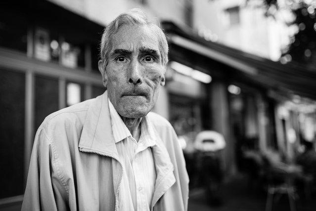 """The light in his eyes""; Udine, Friuli-Venezia Giulia, Italy, 2013. (Giulio Magnifico)"