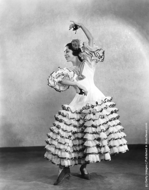Flamenco, La Argentina Antonia Merce