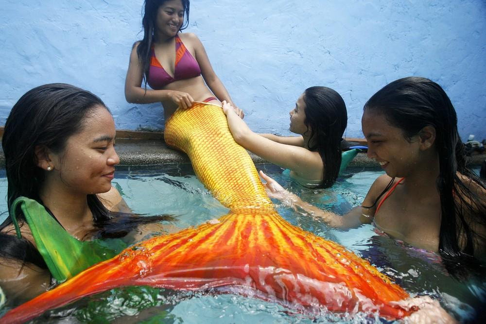 Philippines Mermaid Swimming Academy