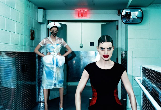 Hospital Drama, New York, May 2008. (Photo by Steven Klein)