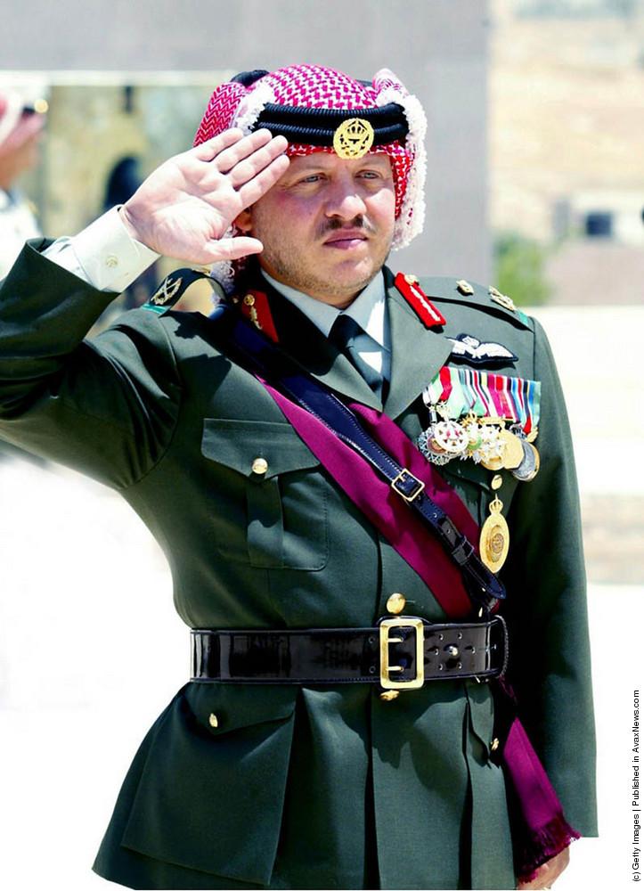 Personal Portrait: King Abdullah