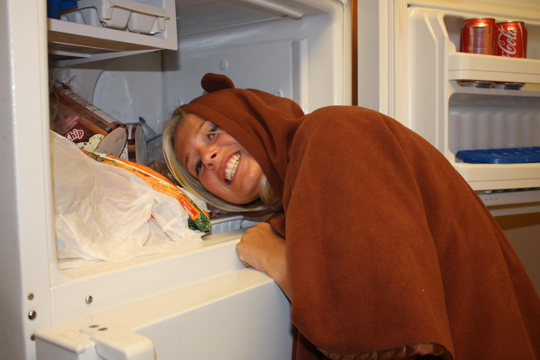 голова в холодильнике картинки комбикорм для