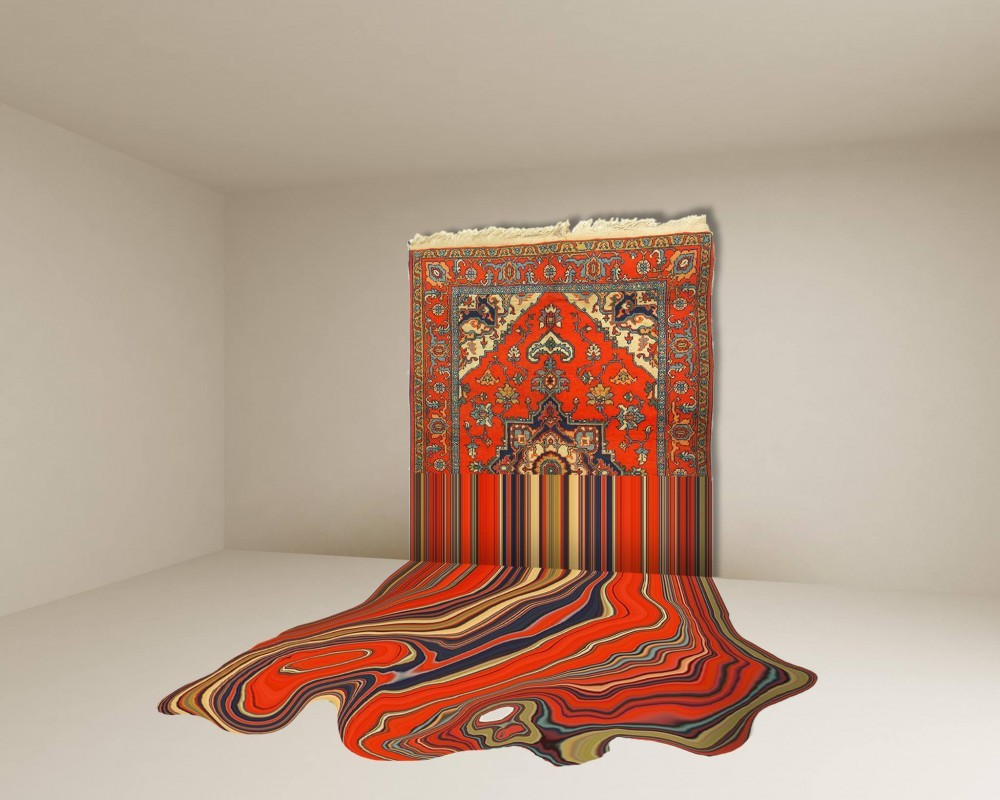 Handmade Carpets by Faig Ahmed