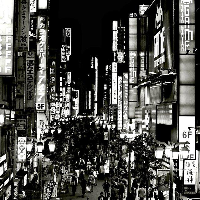 "Tokio, ""T-max night"""