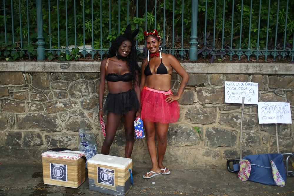 Samba Parades and Block Parties in Brazil