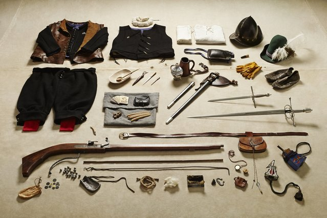 Soldiers Inventories By Thom Atkinson