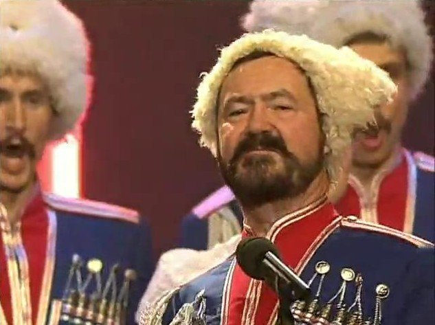 Remarkable Cossack Songs