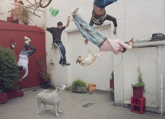 Impossible Photography by Martín De Pasquale
