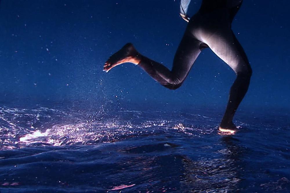 """Walking on Water"" Illusion (Video)"