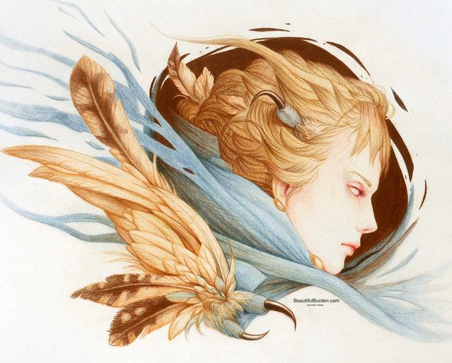 Drawings By Jennifer Healy