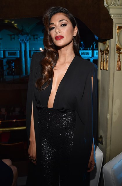 Nicole Scherzinger attends Firenze4ever 14th Edition Party hosted by LuisaViaRoma during Pitti Uomo 91 on January 9, 2017 in Florence, Italy. (Photo by Jacopo Raule/Getty Images for LuisaViaRoma)