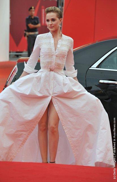 Actress Evan Rachel Wood