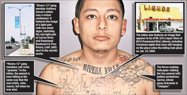 Crime Tatoo  Part 1