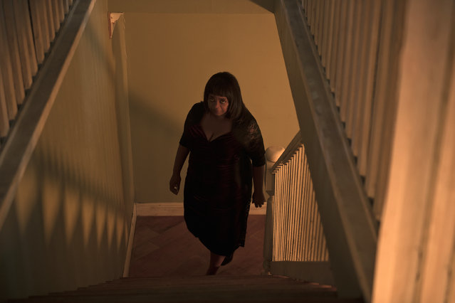 "This image released by Universal Pictures shows Octavia Spencer as Sue Ann in a scene from the horror film, ""Ma"", directed by Tate Taylor. (Photo by Anna Kooris/Universal Pictures via AP Photo)"