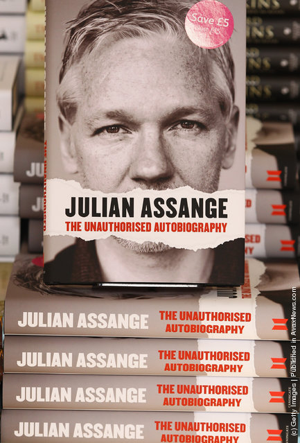 Unauthorized Autobiography of Wikileaks founder Julian Assange