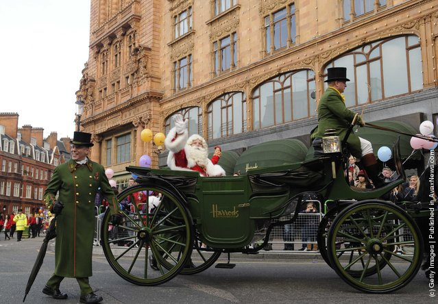 Harrods 26th Annual Christmas Parade