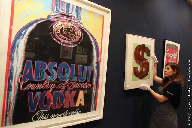 Bonhams Places Works By Andy Warhol And Jean Michel Basquiat Up For Auction