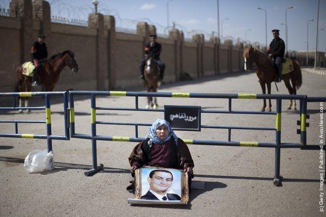 Former President Hosni Mubarak's Trial Continues