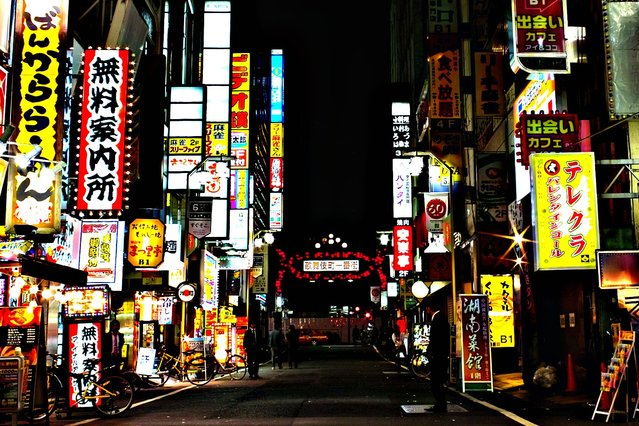 """Tokyo… 2:00 AM"""