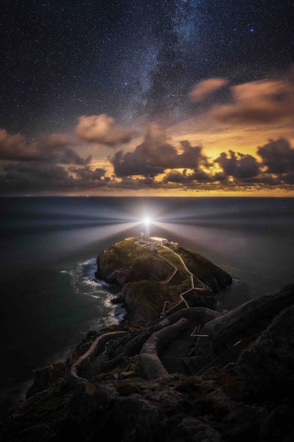Landscapes at Night winner. (Photo by Alyn Wallace/UK Landscape Photographer of the Year 2020)