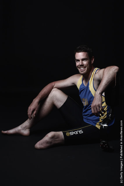 Rory McSweeney of Otago poses for a portrait