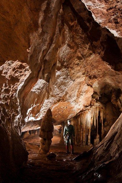 Krubera Cave Gerogia