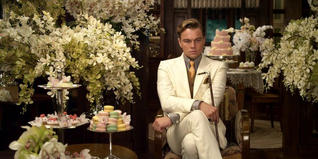 "May 10: ""The Great Gatsby"" Visually elaborate retelling of the F. Scott Fitzgerald tale about an enigmatic millionaire and his ill-fated love affair with a married woman. By ""Moulin Rouge"" director Baz Luhrmann. With Leonardo DiCaprio, Carey Mulligan. (Photo by Warner Bros.)"