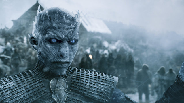 "This image released by HBO shows a scene from  ""Game of Thrones"". (Photo by HBO via AP Photo)"