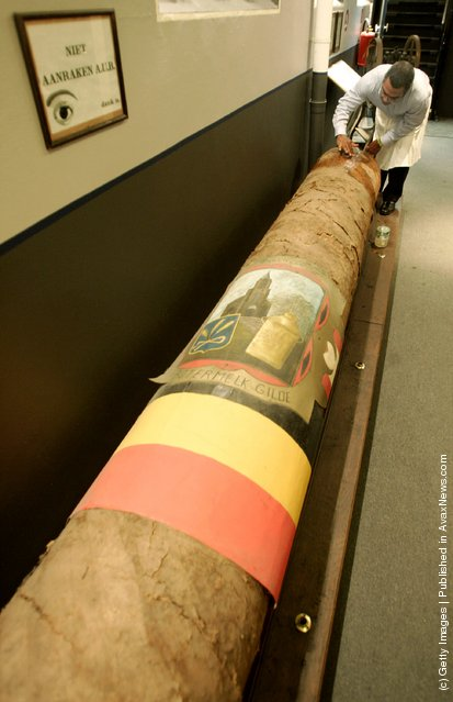 Largest Cigar In The World