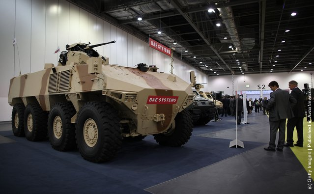 BAE Systems RG41 combat vehicle