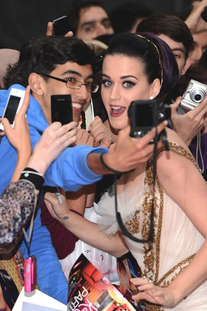 Katy Perry: «Part Of Me 3D» European Premiere