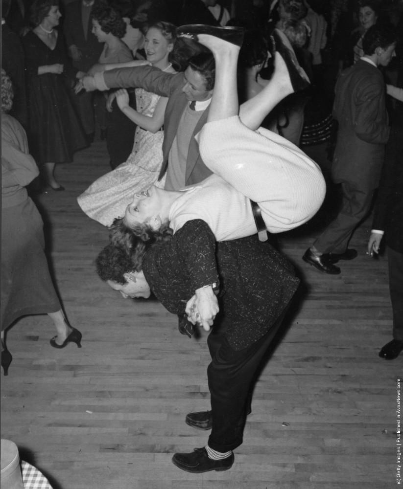 Rock & Roll Dancing