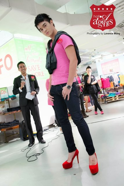 Men High Heels Is New Fashion Trends