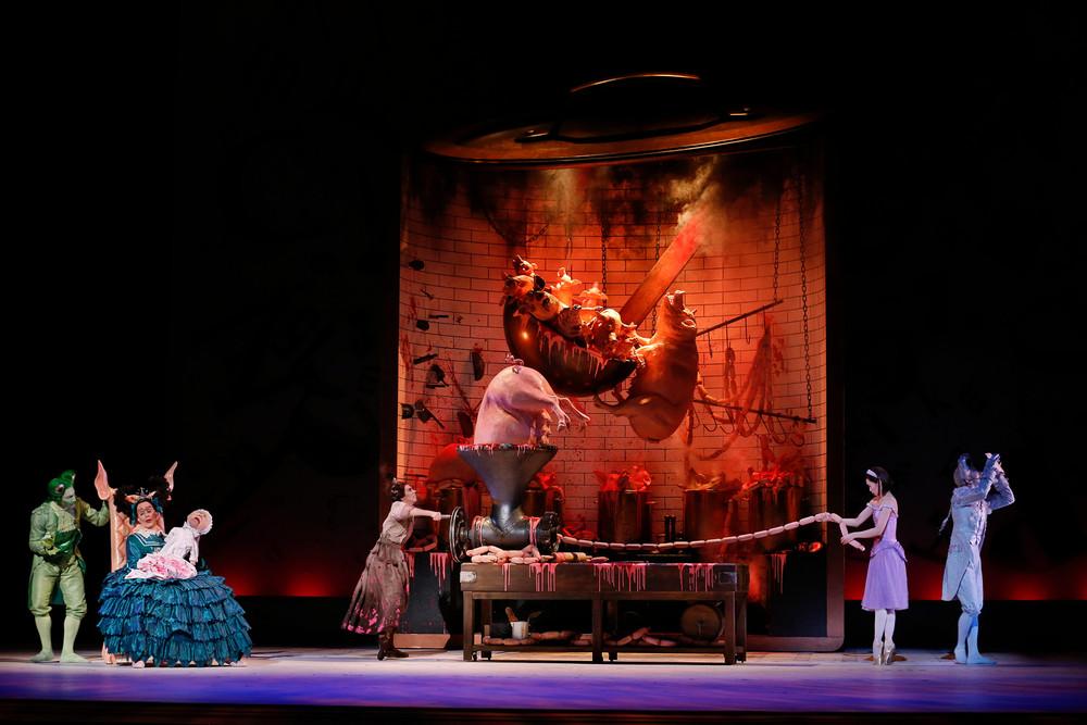 Australian Ballet's Biggest Show: Alice's Adventures in Wonderland