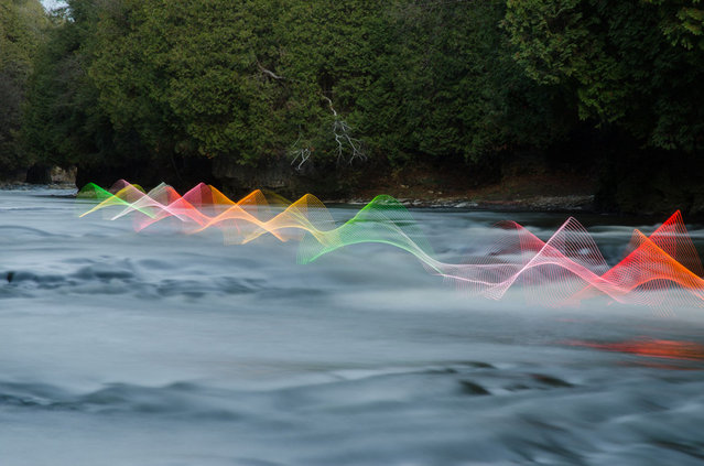 Records Motion In Light By Stephen Orlando