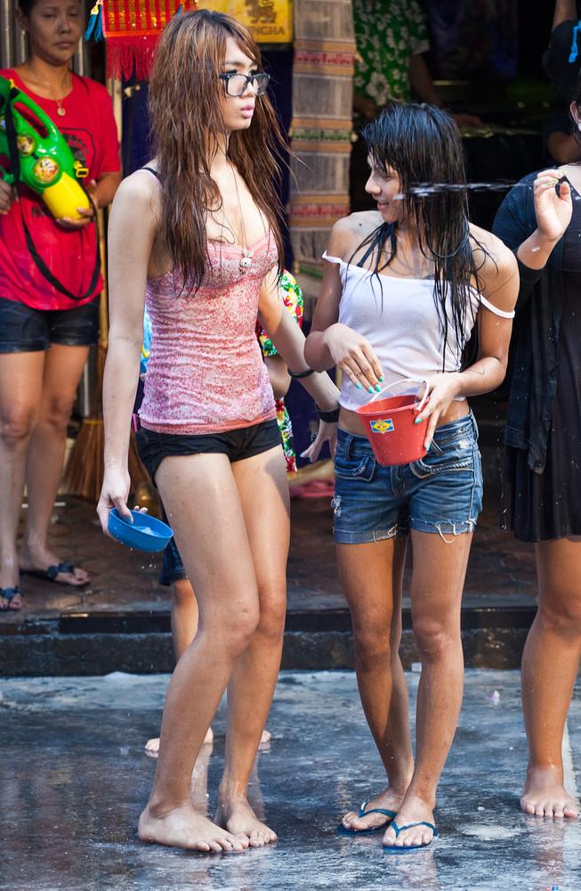 The Songkran Festival