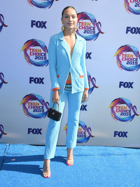 Maddie Ziegler arrives at the FOX's Teen Choice Awards 2019 on August 11, 2019 in Hermosa Beach, California. (Photo by Steve Granitz/WireImage)
