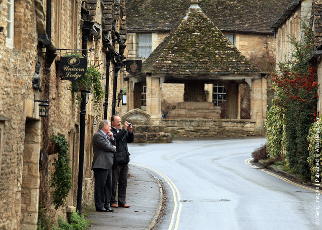 Tourism Boost As Historic Wiltshire Villages Benefit From Filming