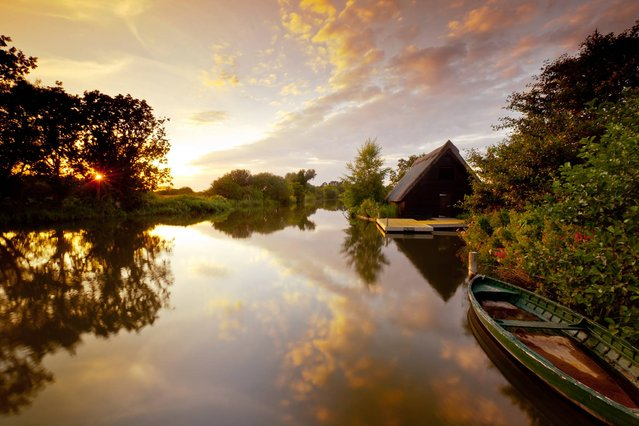 The Broads. The Broads is a unique mosaic of lakes, land and rivers that has national park status. This special area covering 303 square kilometres in the easternmost part of England is also the UK's largest protected wetland and boasts a quarter of its rarest species. (Photo by VisitEngland)