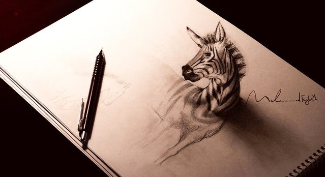 3D Drawings by Muhammad Ejleh