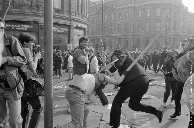 Battle of Trafalgar, 1990